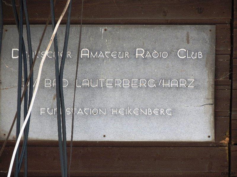 Bad Lauterberg - Funkstation Heikenberg