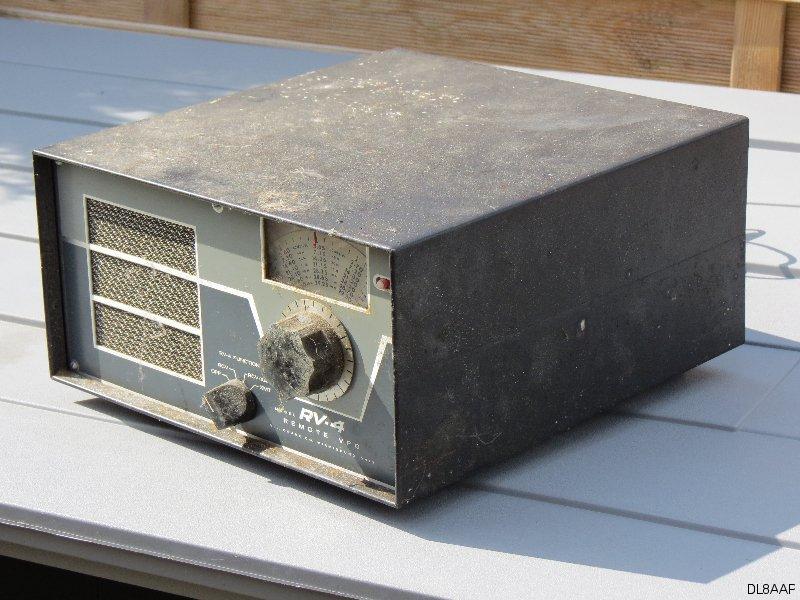 Drake RV-4 nach 25 Jahren ohne Pflege
