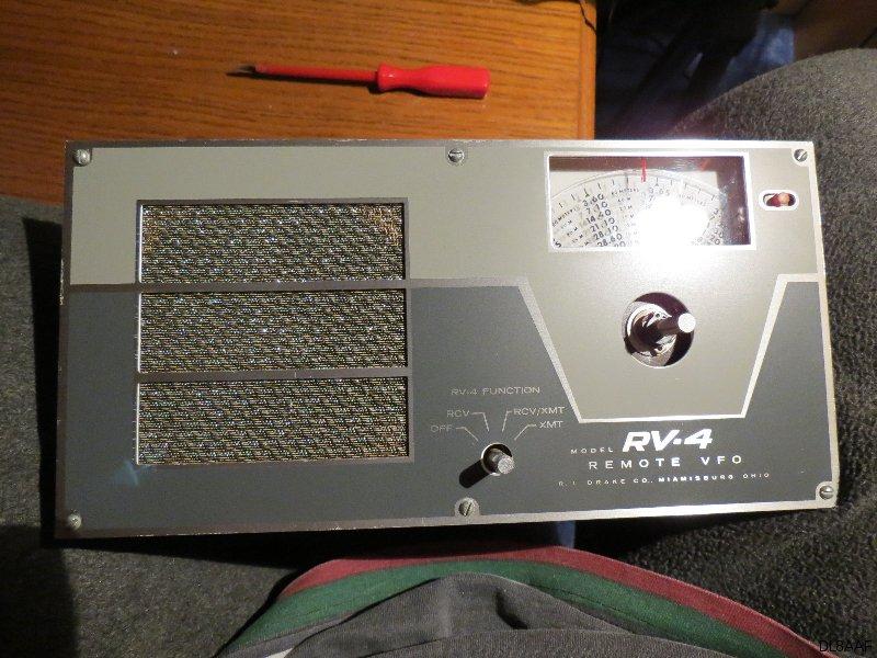 Drake RV-4 nach der Reinigung