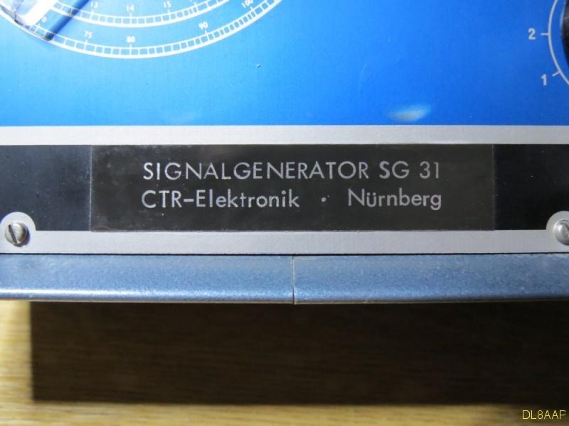 Schriftzug CTR Elektronik Nürnberg